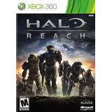 Halo Reach Fisico Nuevo Xbox360 Dakmor