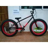Bicicleta Kodiak R26x4 Pulg Llanta Gorda Nueva