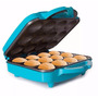 Maquina Para 12 Cupcakes Holstein 1200w + Accesorios (azul)
