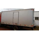 Bau De Aluminio Caminhão 9,00mts Usado