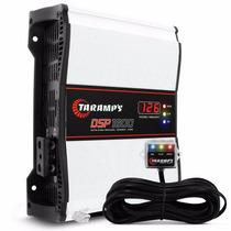 Módulo Amplificador Taramps Dsp1600 1 Canal 1600w Rms 4 Ohms