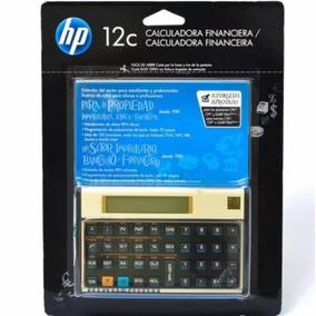 Calculadora Financeira Hp12c Gold Lacrada Original