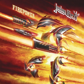 Lp Judas Priest Firepower Importado