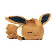 Peluche Eevee Dormido Eievui Pokémon Center