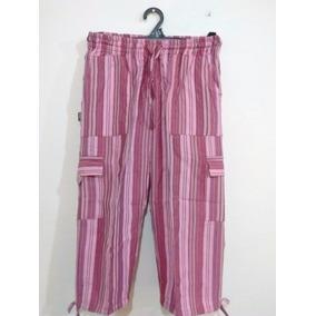 Pantalones Rayados Para Niños (unisex)