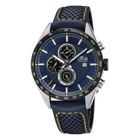 Reloj Hombre 18370/2 Azul Lotus