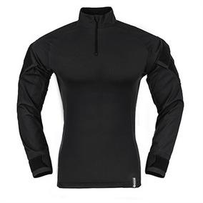 Camisa Raptor T-shirt Combat Invictus Preto Black C Rip Stop