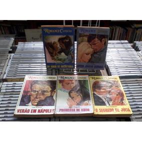 Romance Capricho 5 Volumes Varios Numeros -de Bolso