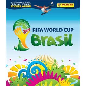 Álbum Copa Do Mundo 2014- Incompleto-145 Fig ( Frete Grátis)