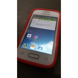 Celular Samsung Young 2 Blanco Movistar Perfecto Estado