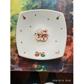 Platos Navideños En Vitrofusion - Artículos de Bazar en Mercado ... db90112b315a
