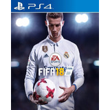 Fifa 18 Ea Sports Fifa 2018 Juego Playstation 4 Ps4 Stock