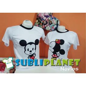 Camisetas De Novios, Personalizados 100%