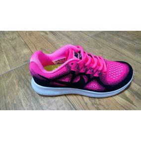 Nike Free fucsia