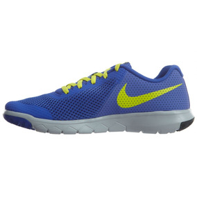 Zapatillas Nike Niño Niña Flex Abrojo Cordón