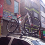 Porta Bicicletas Soporte Techo Automóvil Camioneta Camioneta