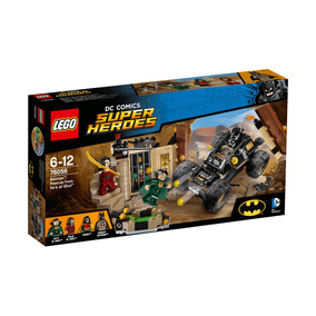 Lego Dc Super Heroes Batman Rescue From Ras Al Ghul Original