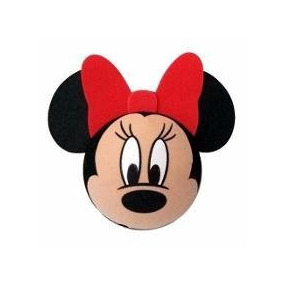 Mickey Minnie Minie Enfeite De Antena Carro Moto