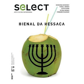 Revista Select Bienal Da Ressaca Edição 20 Out/nov 2014