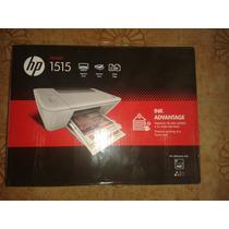 Impresora Multifuncional Hp 1515/ Nuevas