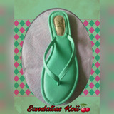 Sandalias Para Dama Al Mayor Tipo Bellísimas