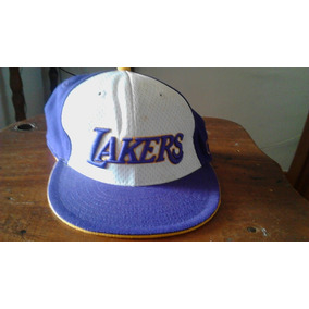 Gorra Plana. Angeles Lakers