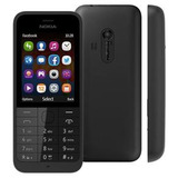 Nokia Asha 220 Dual Chip 2mp Tela 2.4 Rádio Fm Mp3 Vitrine