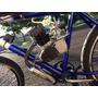 Bicicleta Motorizada Motor Moskito 80cc Semi Nova