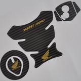 Adesivo M3 Protetor Ignição Bocal Tanque Moto Honda Xre 300