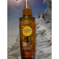 Protector Solar Oleo Loreal Expertise Fps 30