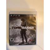 Juego De Ps3 - Tomb Raider