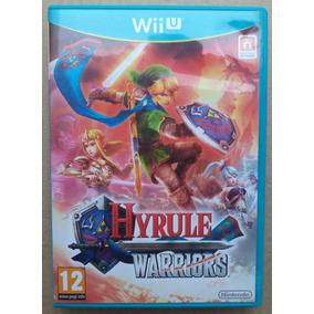 Hyrule Warriors - (zelda) Pal Wiiu Original Completo - Rat5