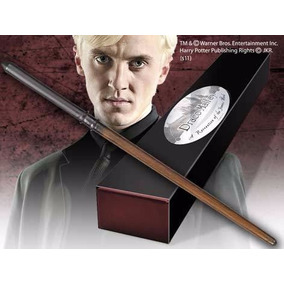 Draco Malfoy - Harry Potter - Varinha Noble Collection