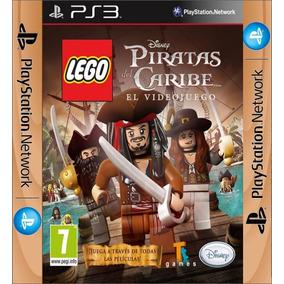 Juego: Lego Piratas Del Caribe Digital Original Ps3