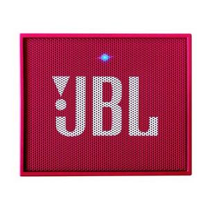 Caixa De Som Bluetooth Jbl Go Pink, Bateria Recarregável, V