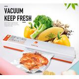 Maquina Seladora A Vacuo Freshpack Pro + 14 Sacos 220v