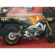 Escapamento Esportivo Yamaha Mt-09 Ponteira Taylor  Cod.162