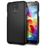 Spigen Ultra Fit Galaxy S5 Con Recubrimiento De Acabado D...