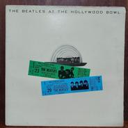 Vinil Lp The Beatles At The Hollywood Bowl Com Encarte