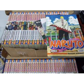 Mangá Naruto Diversas Edições - Panini