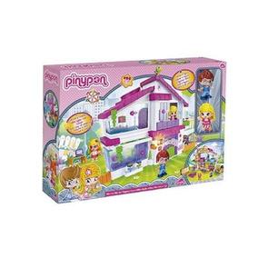 Pinypon Villa Playset - Br551 Multikids