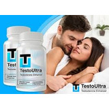 Testo Ultra Testosterona Americano 100% Original
