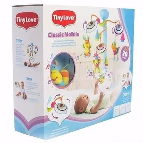 Movil Musical Tiny Love Classic Mobile Para Bebe