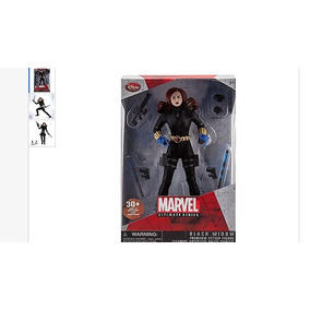 Marvel Ultimate Series Black Widow Viúva Negra 25 Cm