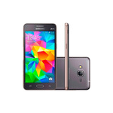 Celular Samsung Galaxy Gran Prime Duos G530h Cinza | Vitrine