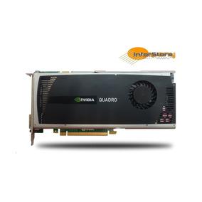 Placa De Vídeo Nvidia Quadro 4000 2gb Ddr5 + Adaptador