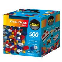 Rasti, Kit De 500 Piezas Basicas, Original Dimare Ladrillos