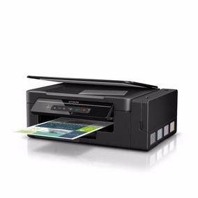 Impresora Epson Cargacontinua Color Multifuncional L395 Wifi