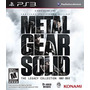 Metal Gear Solid Legacy Collection (n Artbook)