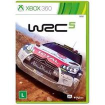 Game Wrc 5 Para Xbox 360 (corrida)(mídia Física)
